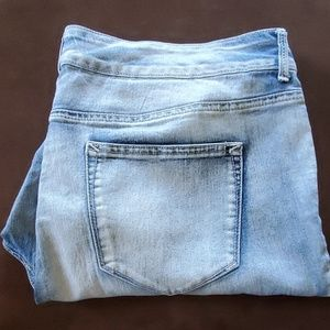 Maurices skinny jeans size 20 regular